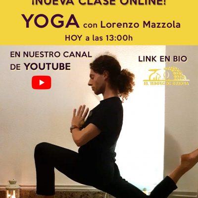yoga Lorenzo Mazzola